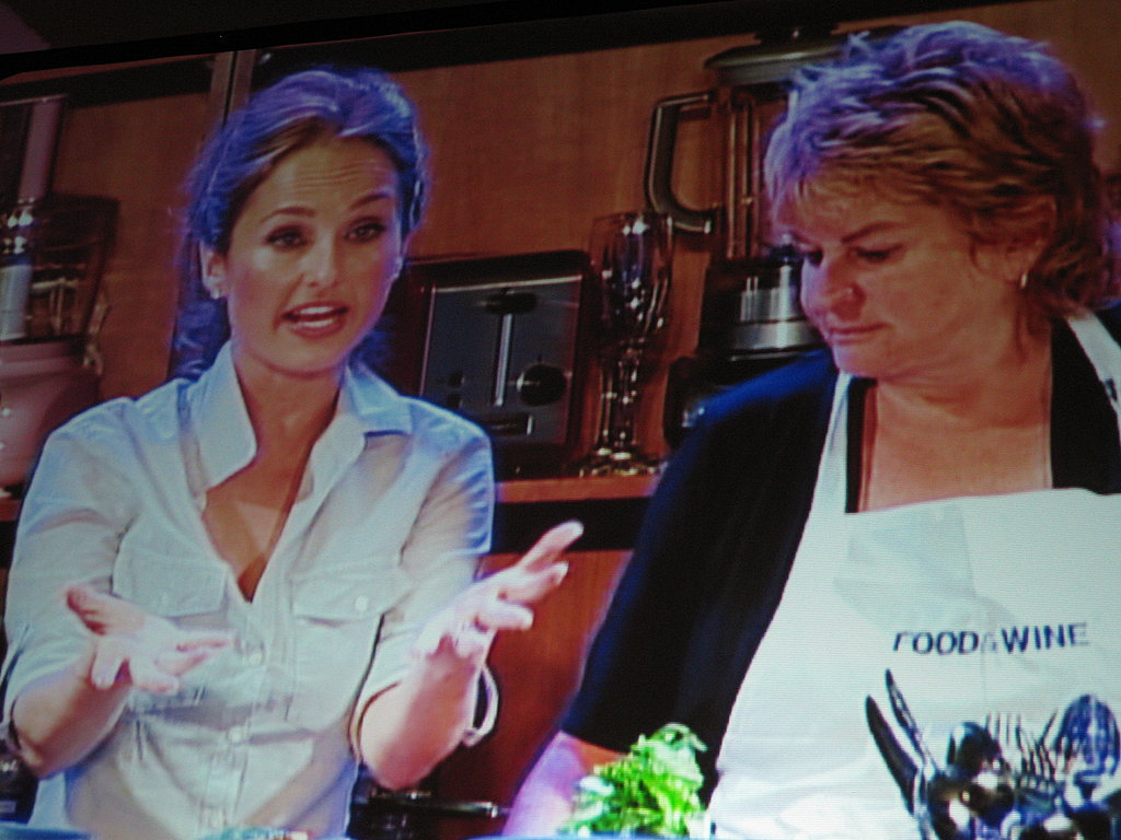 Giada De Laurentiis at the Food & Wine Classic