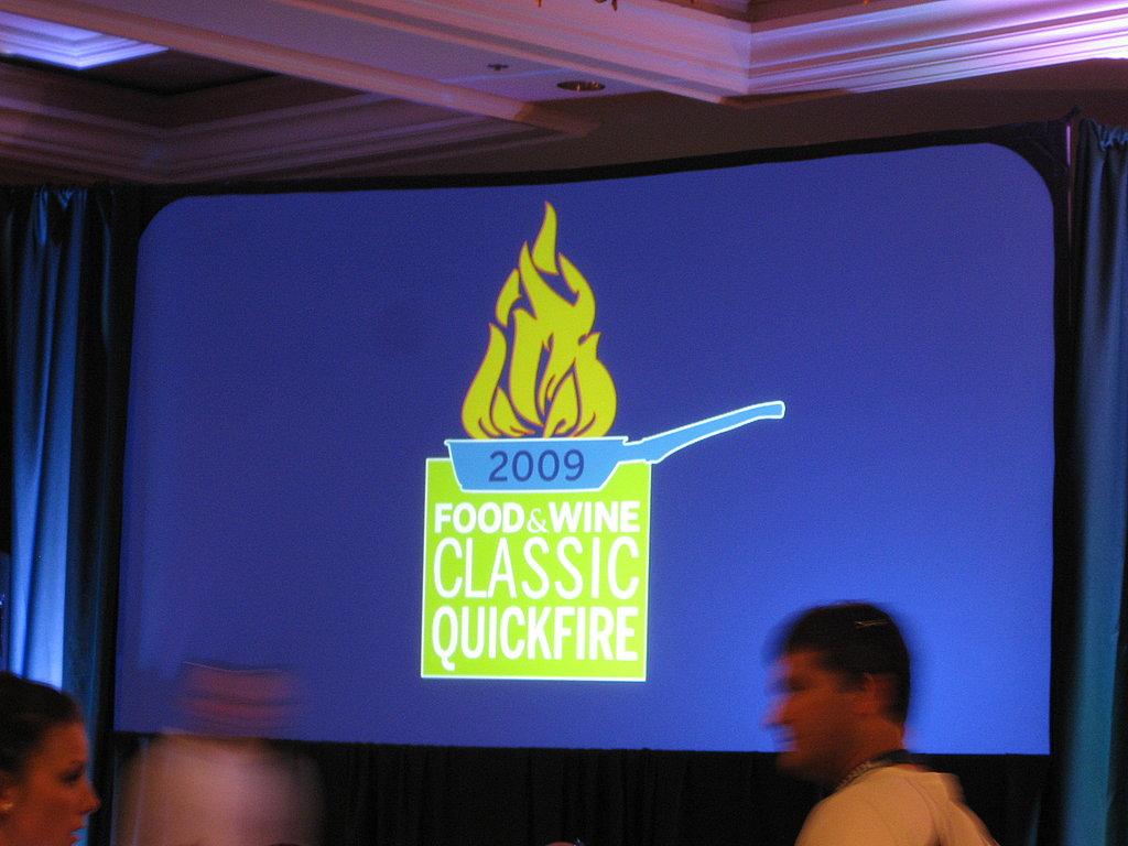 Classic Quickfire!