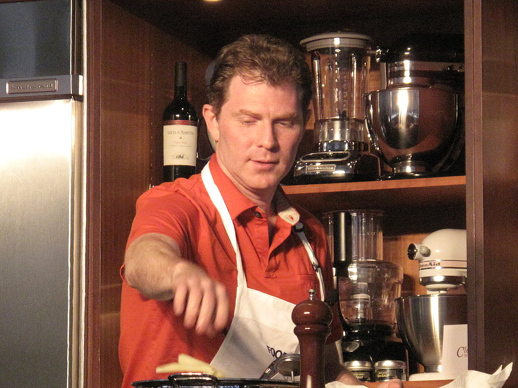Photos of Bobby's Burger Seminar at 2009 Aspen Food & Wine Classic