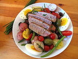 Photos of Nicoise Salad