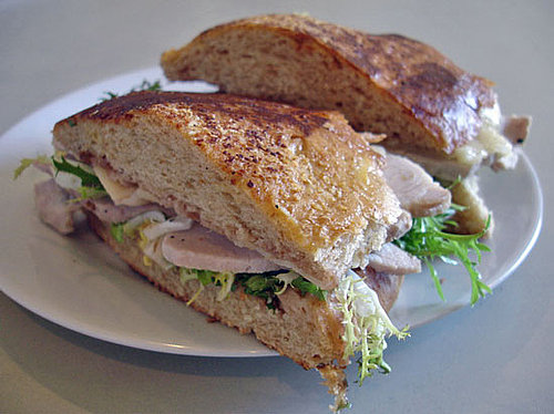 Recipe For Sliced Pork Loin Sandwich With Figs and Manchego Cheese Inspired by The Sentinel