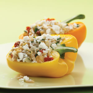 Stuffed Pepper Recipe 2009-07-30 07:50:44