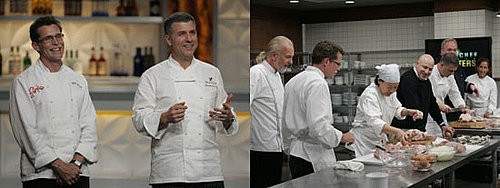 Recap of Top Chef Masters Episode 7