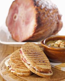Ham-and-Cheese Panini