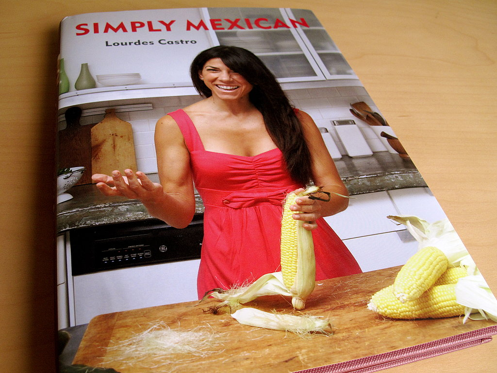 Photos of Must-Read: Simply Mexican by Lourdes Castro