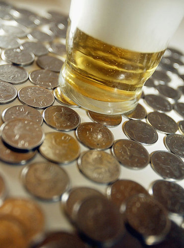 Beer Prices on the Rise; Budweiser Goes Global