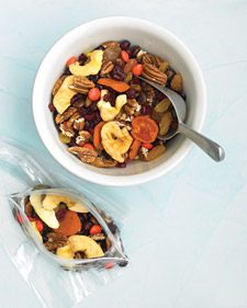 7 Happy Trail Mixes For Back to School