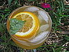 Orange Basil White Wine Sangria Recipe