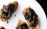 Chicken Liver Crostini Recipe
