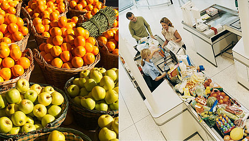 Do You Prefer to Shop at the Farmers Market or Grocery Store?