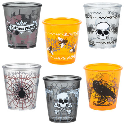 Shocktail Shot Glass Set