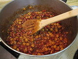 Cat Cora's Recipe for Barbecued Beans 2009-09-29 11:59:25