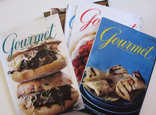 Did You Read Gourmet Magazine?