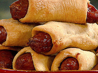 Spicy Sausage Pigs in a Blanket Recipe