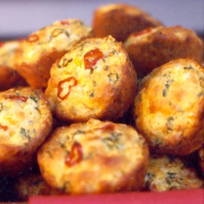 Jalapeño Corn Muffins