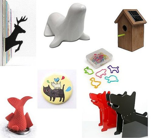 Animal Themed Home Accessories to Bring the Outdoors In