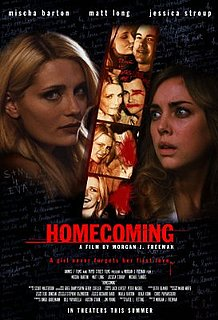 "The ""Scary"" Homecoming Trailer Makes Me LOL"