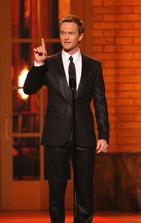 Neil Patrick Harris Likely to Host 2009 Primetime Emmy Awards