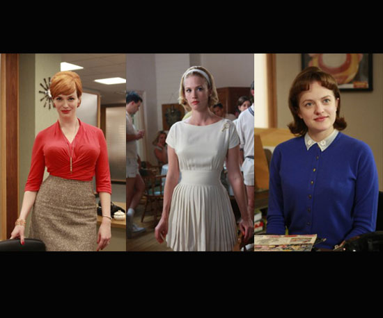 Some Love for the Women of Mad Men