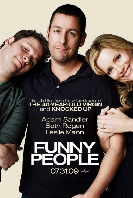 Watch, Pass, TiVo or Rent: Funny People