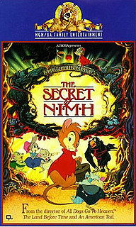The Rats of NIMH to Live Again on the Big Screen