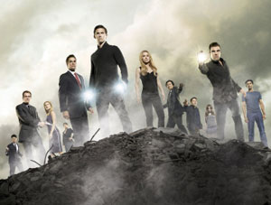 "Video Preview For Heroes Season Four, Volume Five: ""Redemption"""