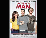 I Love You, Man on DVD