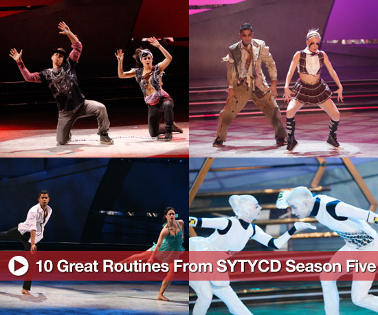 Best Routines of So You Think You Can Dance Season Five