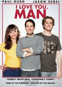 New on DVD Aug. 11, 2009: I Love You Man, 17 Again, The Class