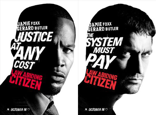 Movie preview of Law Abiding Citizen with Gerard Butler and Jamie Foxx