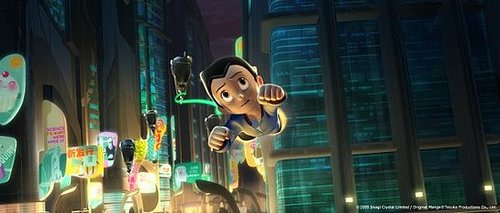 Video Trailer For Astro Boy