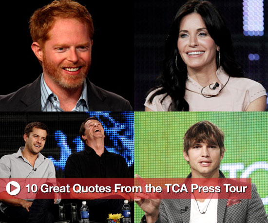 10 Great Quotes From the TCA Press Tour