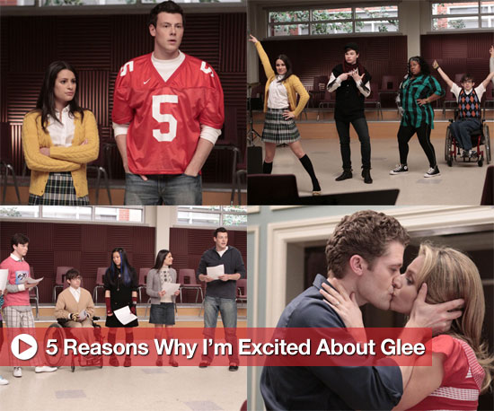New Promo Photos of Glee, Episode Two: Showmance