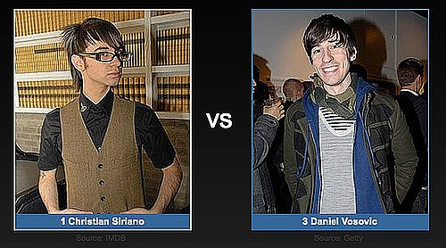 Vote in the Project Runway Bracket: It's Christian vs. Daniel!