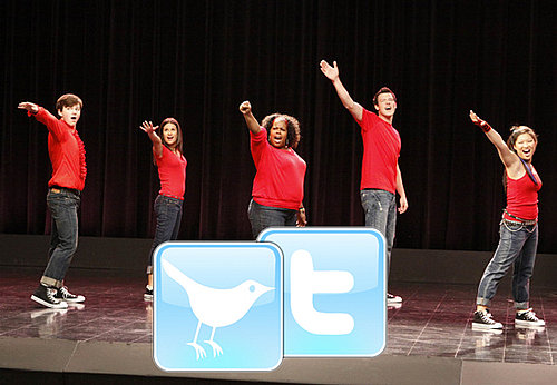 Fox Network To Air Glee and Fringe Reruns With Live Twitter Feeds From Cast Members