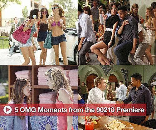 Review of Season Two Premiere of 90210