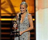 Kristin Chenoweth's Teary Acceptance Speech