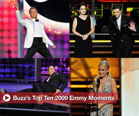 Top 10 Moments From the 2009 Emmys