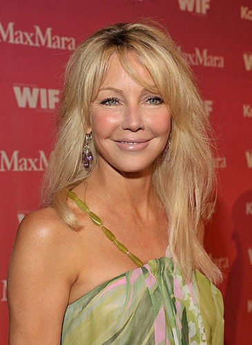 Photo of Heather Locklear Who Is Officially Returning to Melrose Place