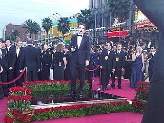 Robert Pattinson on the Red Carpet at the 2009 Oscars