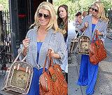 Photos of Jessica Simpson in Blue