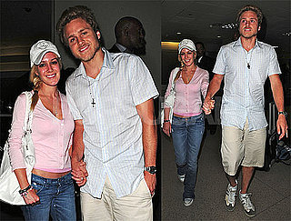 Photos of Heidi Montag and Spencer Pratt at LAX