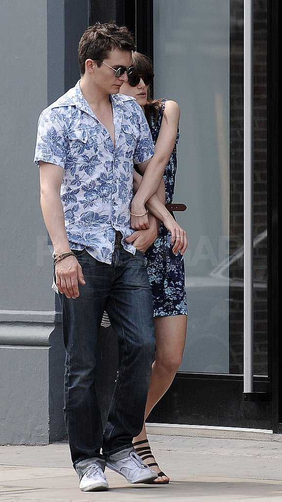 Photos of Keira and Rupert