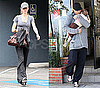 Photos of Tom Brady and Gisele Bundchen With His Son Jack in LA