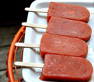 Sugar Shout Out: Learn to Make Peach Popsicles