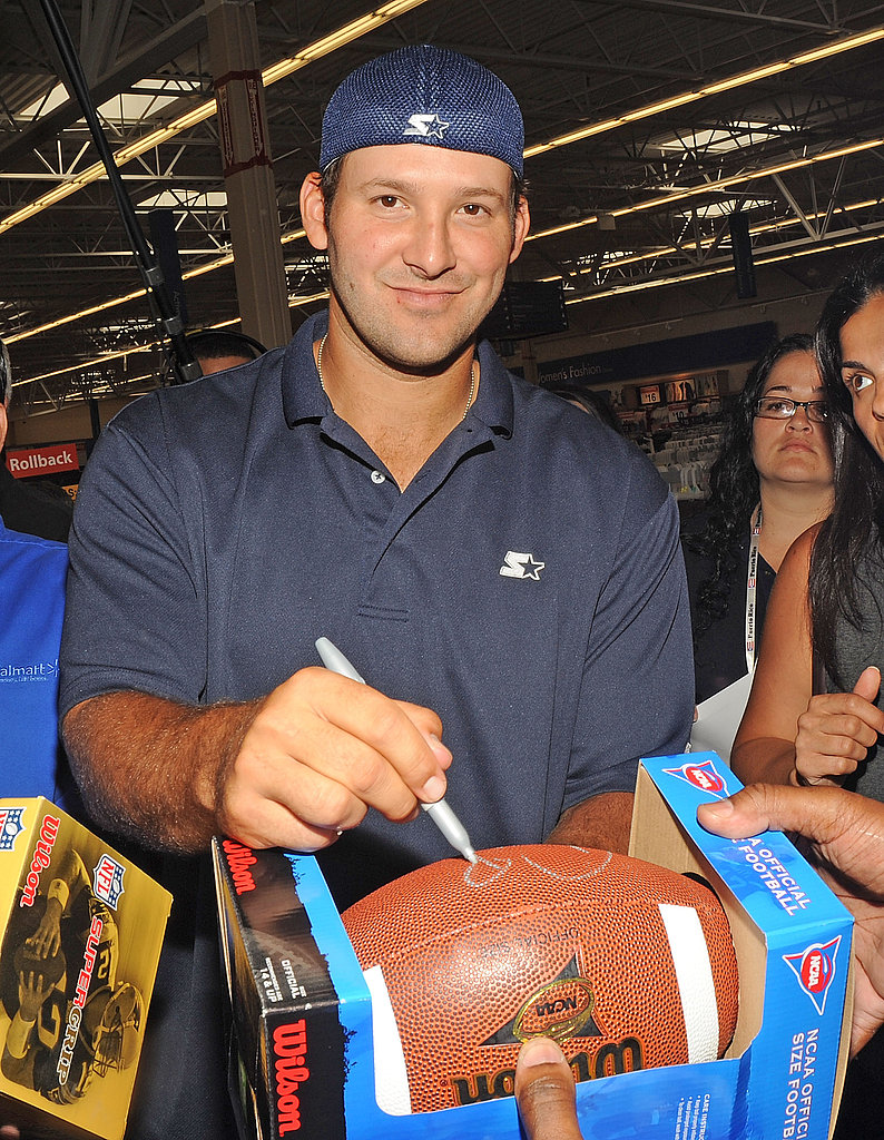 Photos of Jessica Simpson and Tony Romo