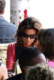 Photos of Eva Longoria Out to Lunch