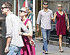 Photos of Joshua Jackson and Diane Kruger in Paris