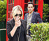 Photo Slide Kate Moss and Jamie Hince Leaving a London Pub