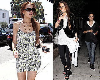 Photos of Lindsay Lohan, Who's Starting Her Own Production Company Called Unforgettable Productions
